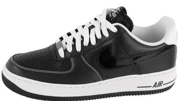 Nike Air Force 1 Low Black/Black-White