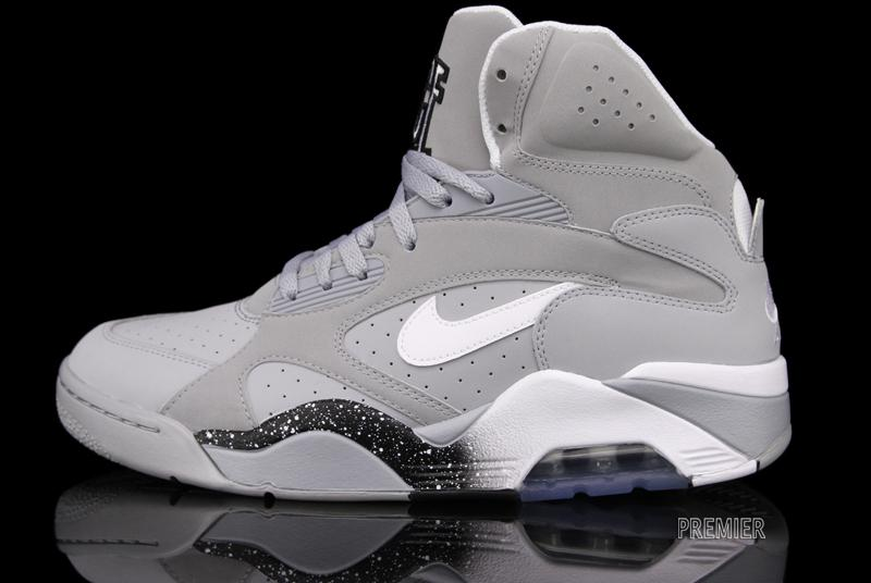 nike air force 180 grey