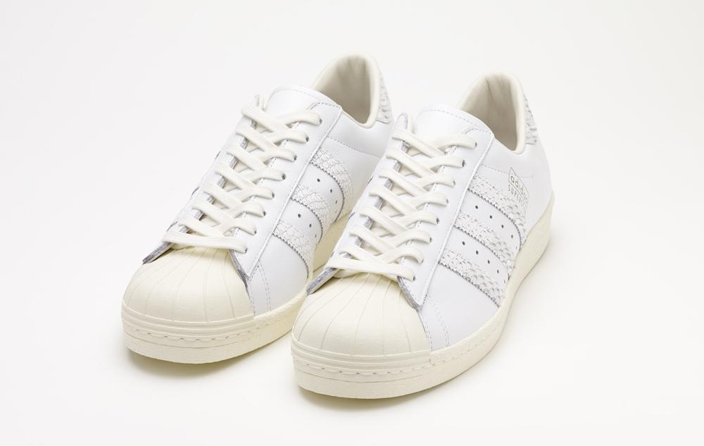 Undftd es primero para Adidas Consortium Superstar Collabs Sole Collector