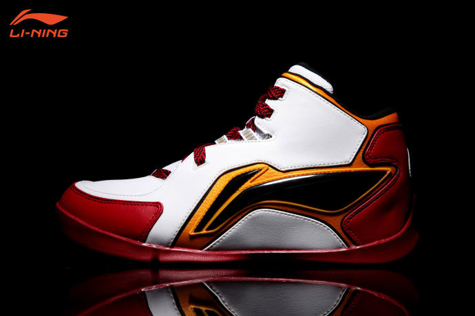 Li-Ning Shaq Zone Miami Heat 2