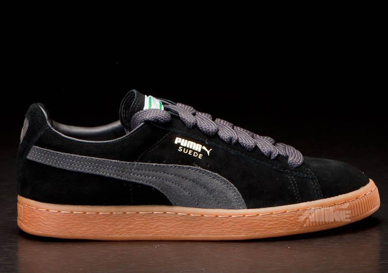 Puma Suede Classic Negras