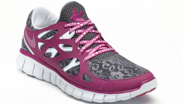 Kylie's Nike Free Run+ 2 Women's DB Doernbecher