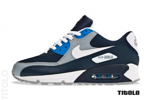 super popular 880e3 ba065 This all new Air Max 90 is currently available at select overseas retailers  such as Titolo, and is expected to surface at stateside retailers soon.