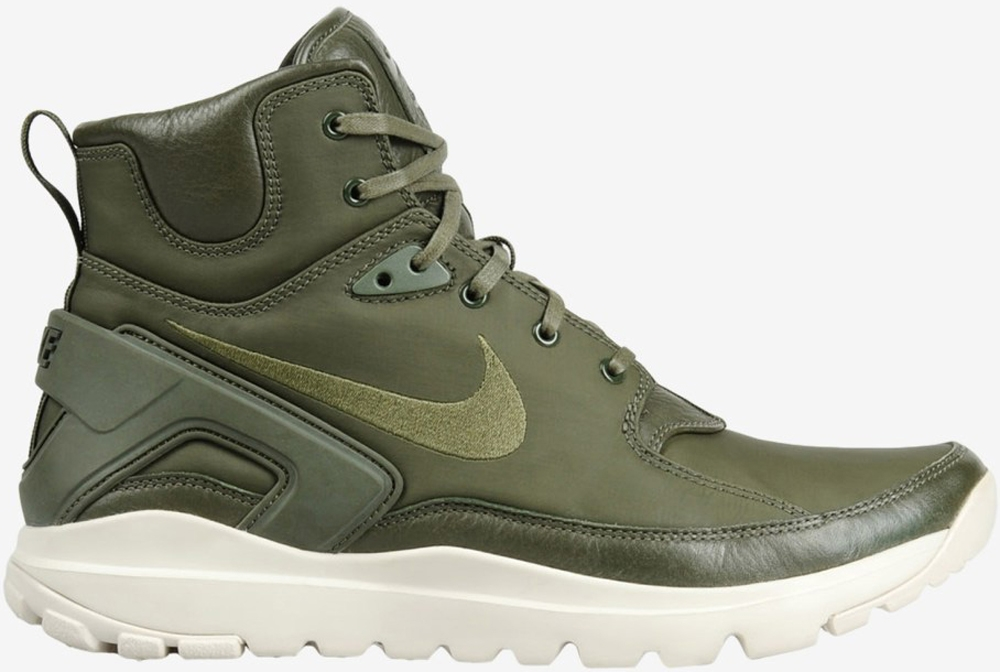 Stone Island x Nike Koth Ultra Mid Rough Green