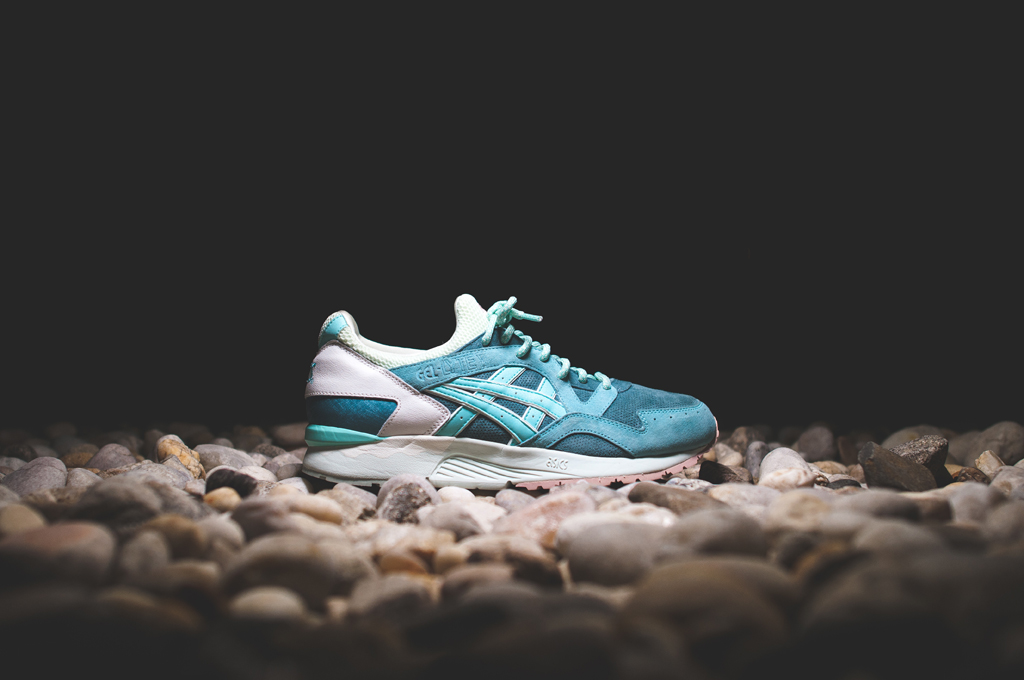 4d42cd9a5a8 Release Date  Ronnie Fieg x Asics Gel-Lyte V  Rose Gold  and  Sage ...