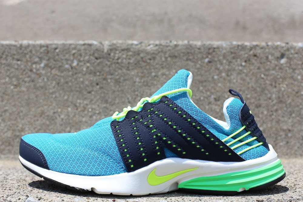 huge selection of d730a a6471 The Neo Turquoise Volt Nike Lunar Presto is now available via select  retailers such as Oneness.