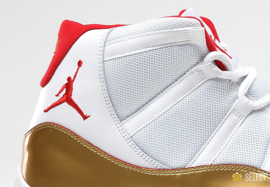 Ray Allen Air Jordan 11 XI Two Rings Championship PE // Official Photos (11)