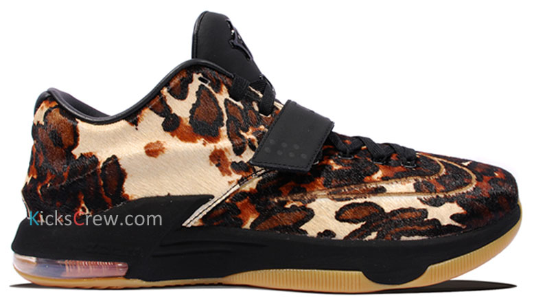 4ddf2284ee6a Release Date: Nike KD 7 Ext 'Pony Hair' | Sole Collector