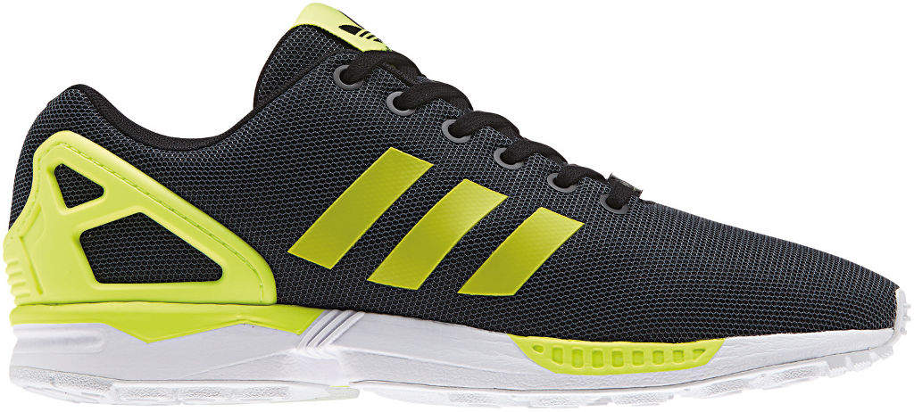 adidas ZX Flux Base Pack Grey/Yellow (1)