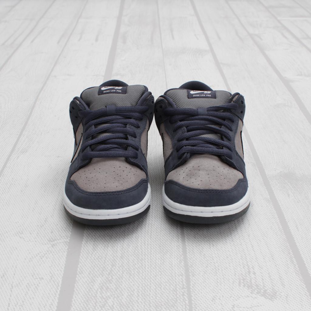 ea41b0d773fd Nike SB Dunk Low Pro  Thunder Blue Cool Grey