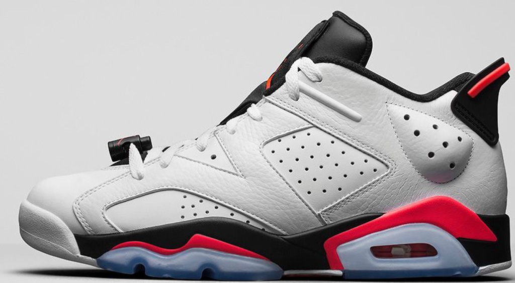 Air Jordan 6 Retro Low \\u0026#39;Infrared 23\\u0026#39