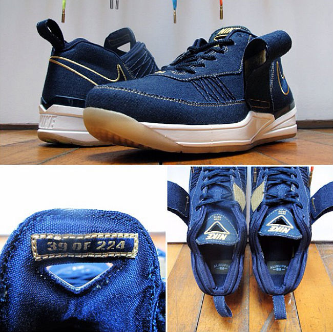 Nike Zoom Revis LE Denim Release Date 623978-400 (3)