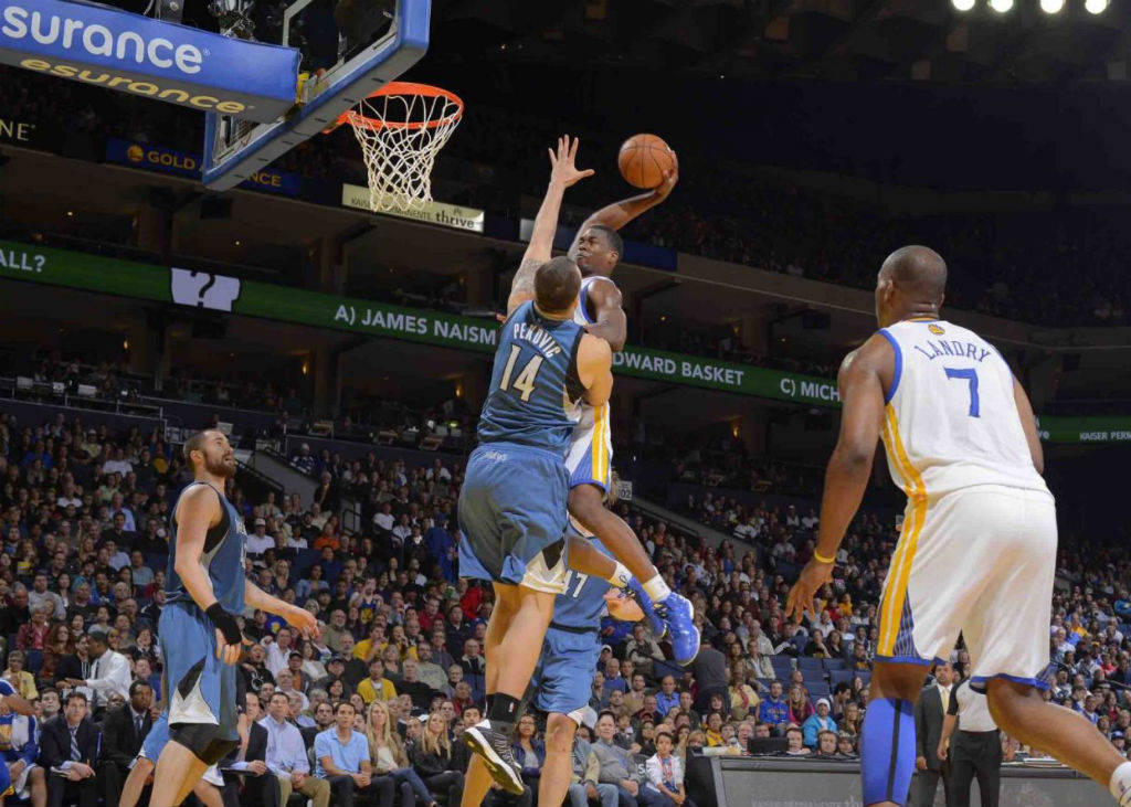The Season // Top 10 Dunks - Harrison Barnes Posterizes Nikola Pekovic
