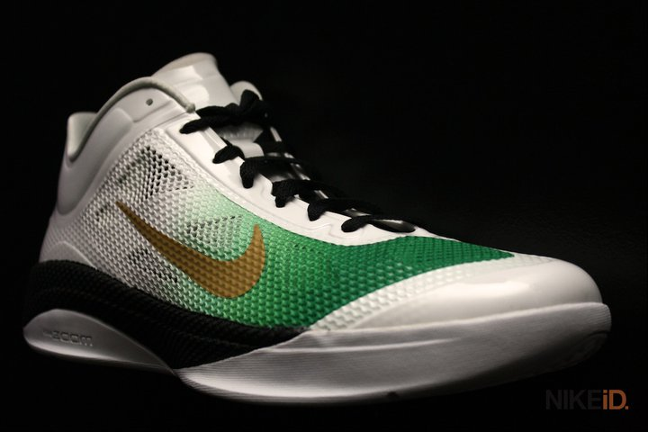 Nike Zoom Hyperfuse Low iD - Rajon Rondo Home & Away