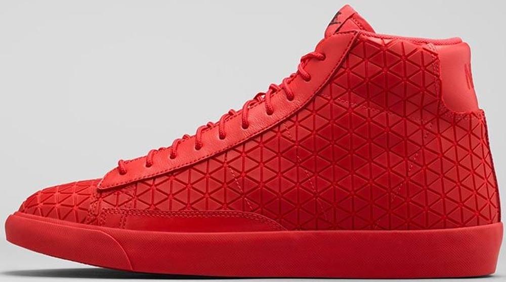 Nike Blazer Mid Metric QS University Red/University Red