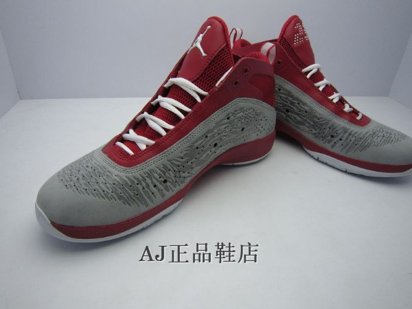 Air Jordan 2011 Red Grey 436771-600