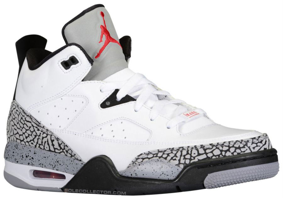 timeless design 84e3b 965fd Jordan Son of Mars Low Cement Release Date 580603-101