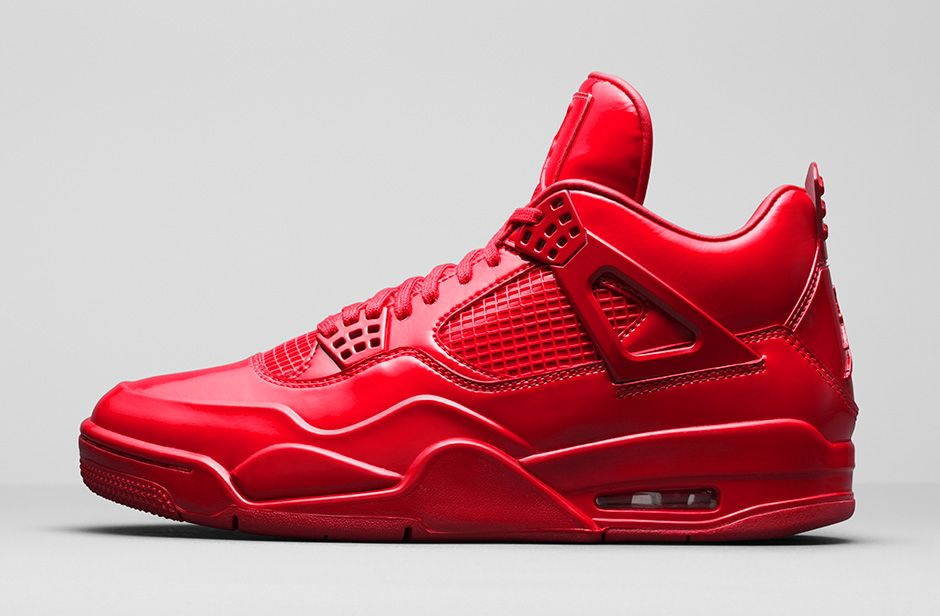 Air Jordan 11Lab4 Red Release Date 719864-600 (2)