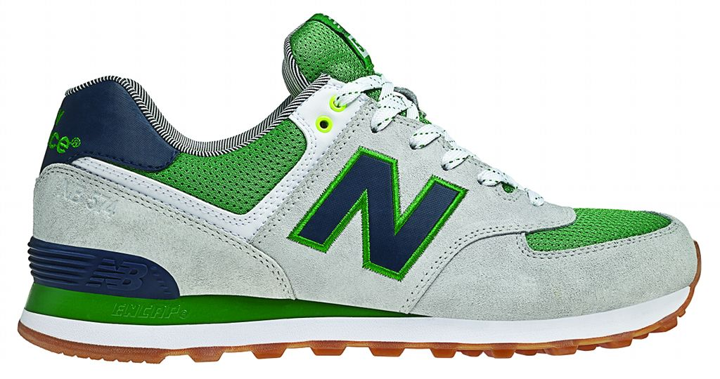 new balance 574 yacht club