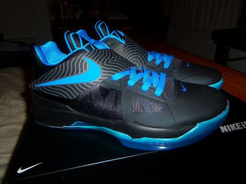blue kd 4