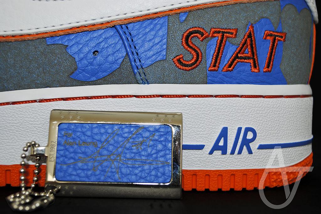 newest 213e7 e148e Amar e Stoudemire x Nike Air Force 1 Bespoke Always On (3)
