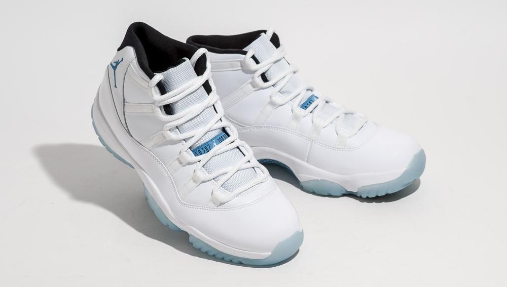 prix jordan 11 legend blue