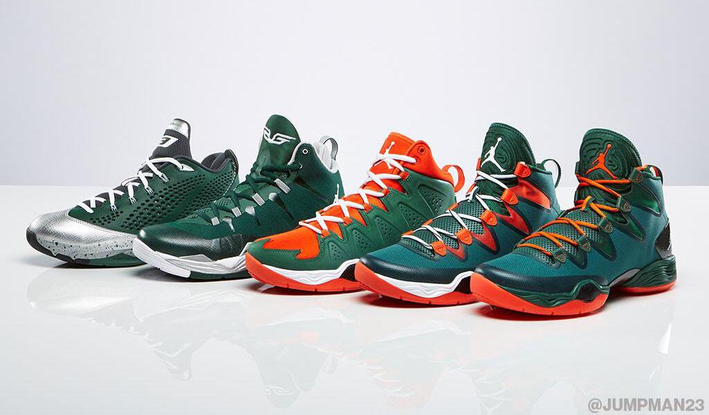 new product ba04f 73c11 Jordan Brand s St. Patrick s Day PE Sneaker Lineup
