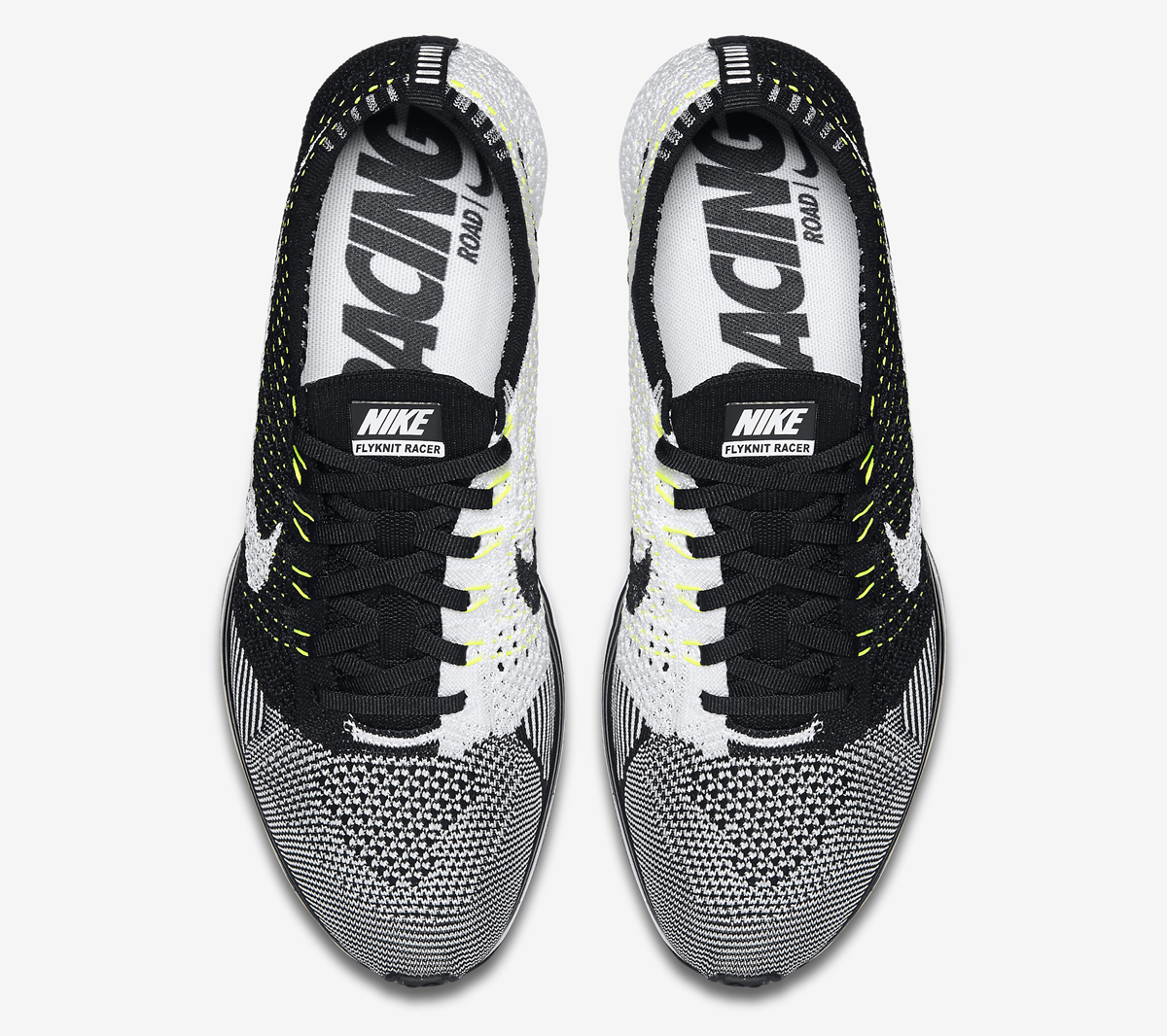 28a121846b449 Nike s Latest Flyknit Racer Is Here