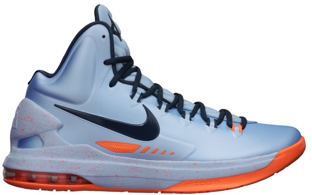 new concept ebf08 5528c Nike KD V  The Definitive Guide to Colorways   Sole Collector