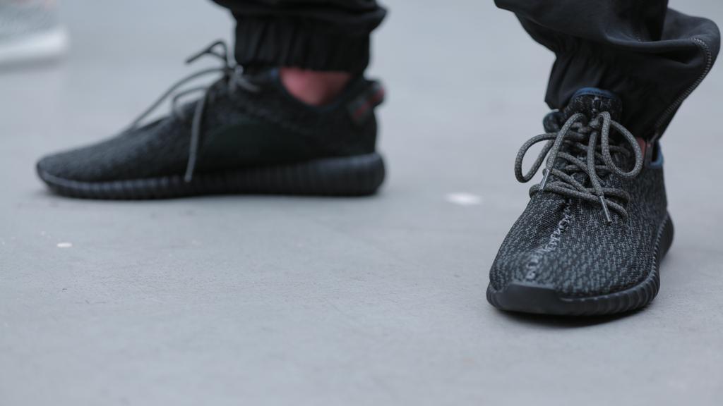yeezy boost black 13 adidas kanye contract