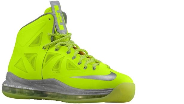 Nike LeBron X Volt