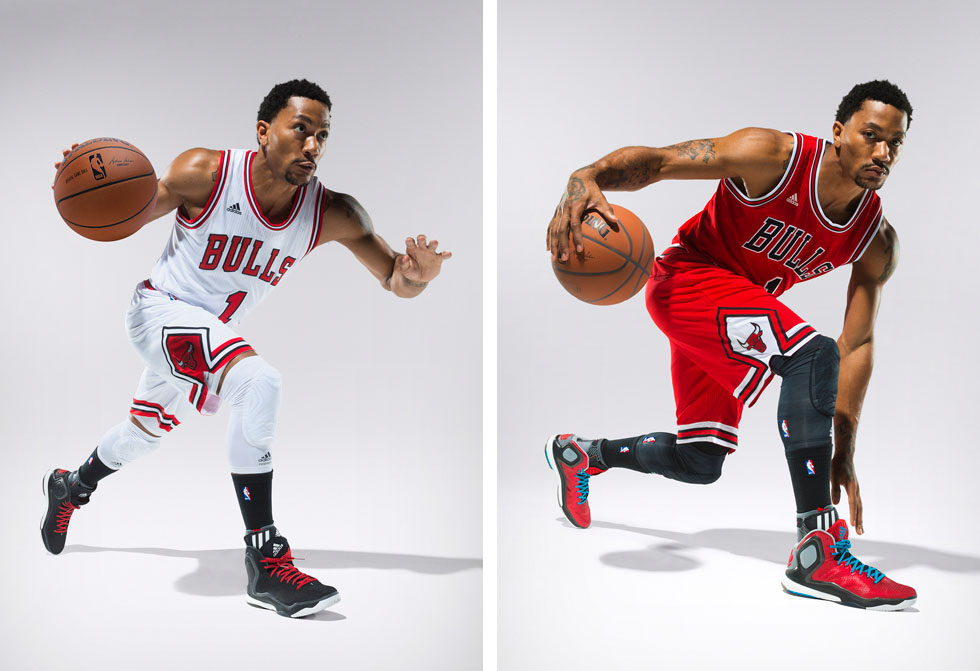 adidas d rose 5 customize