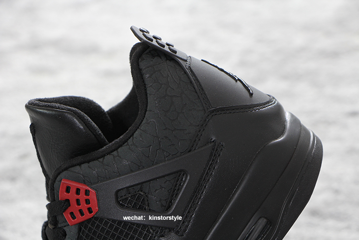 info for e66d0 0356f Air Jordan 3Lab4 Black Red (3)