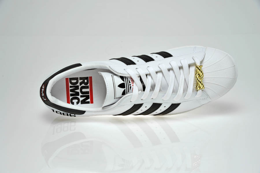 "adidas Originals Superstar 80s - Run DMC ""My adidas"" 25th Anniversary 31"