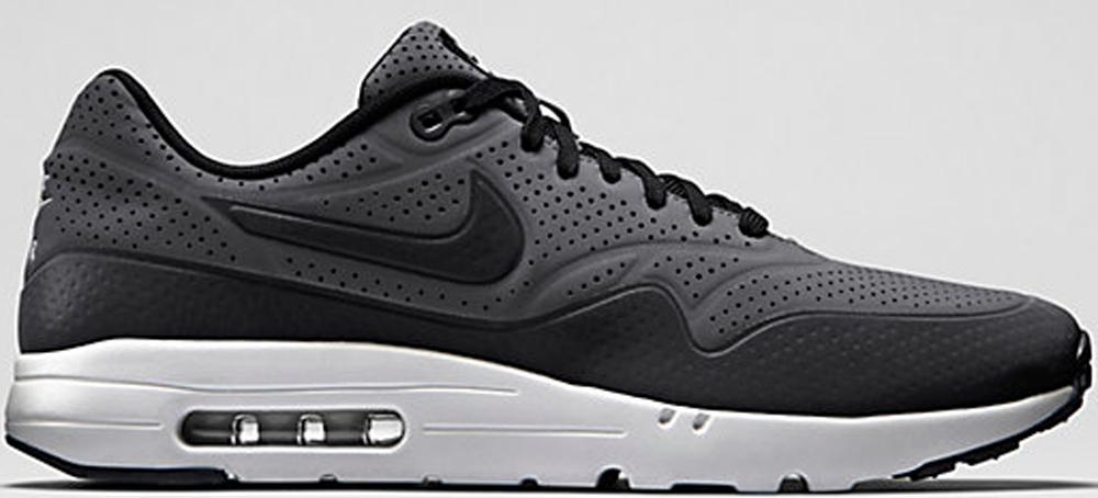 Nike Air Max 1 Ultra Moire Dark Grey/Flat Silver-Neutral Grey-Black