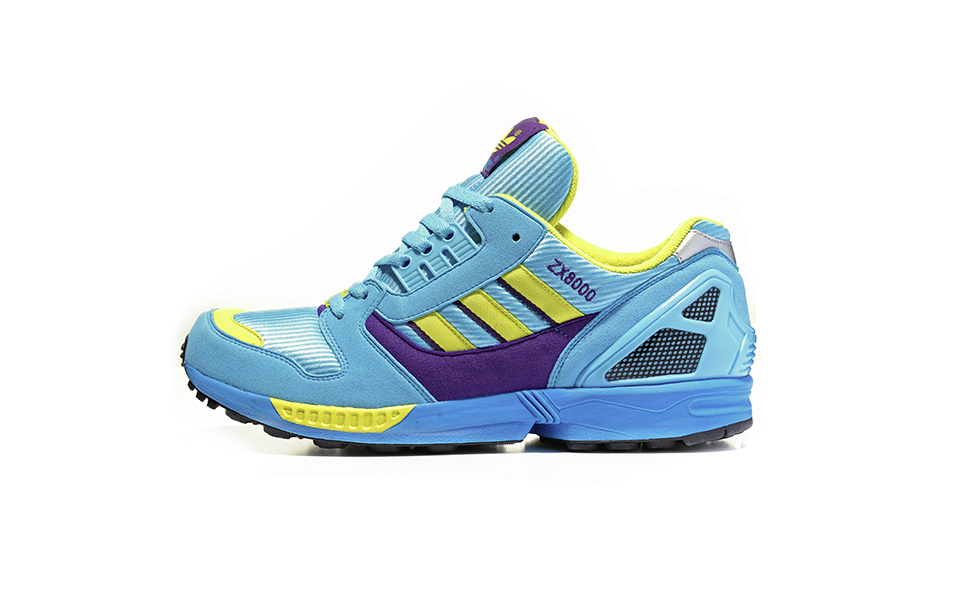 adidas torsion zx 8000 hellblau - 65