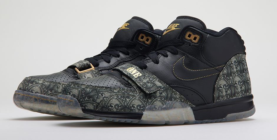 Nike Air Trainer 1 Premium Paid in Full Release Date 607081-002 (1)