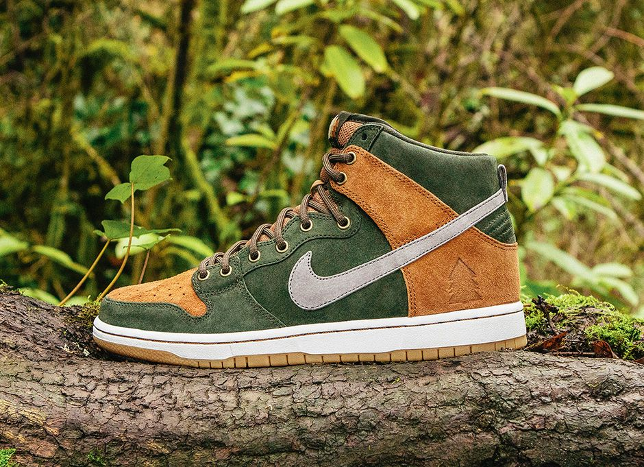 Nike Dunk High SB Homegrown Release Date 839693-302 (3)