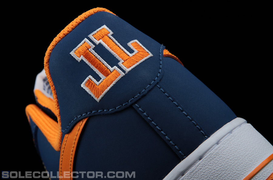 pretty nice a462d bcbe9 Exclusive    Jeremy Lin Air Force 1 Quickstrike   Sole Collector