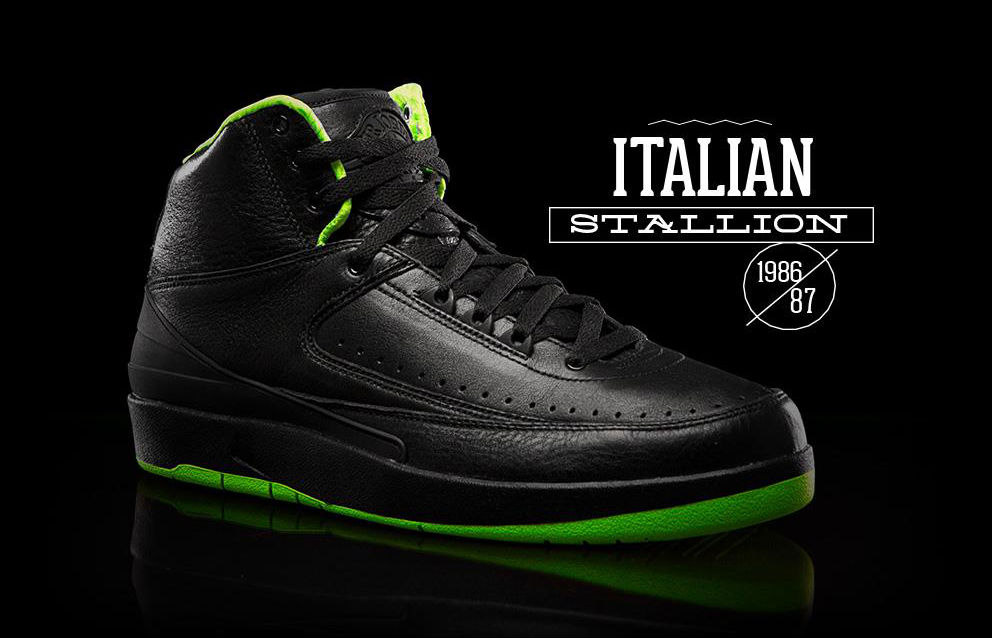 Air Jordan II 2 - XX8 Days of Flight (1)