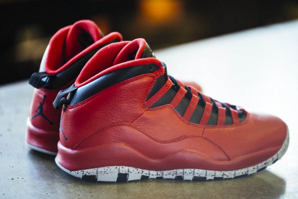 the latest 84eb3 c8506 The First Remastered Air Jordan 10 Release | Sole Collector