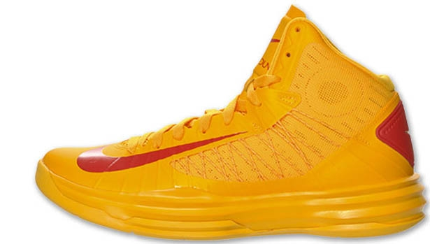 Nike Lunar Hyperdunk 2012+ China Away