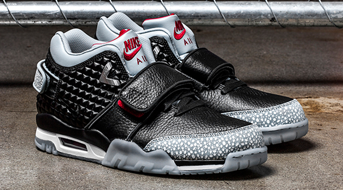 Nike Air Trainer Cruz Black Cement