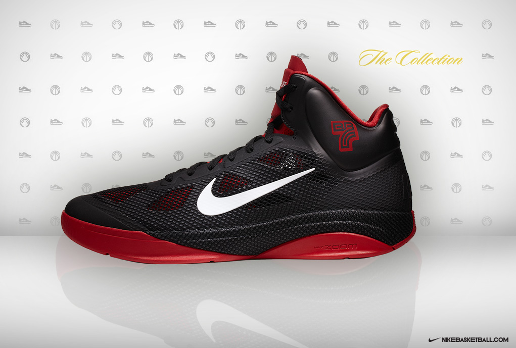 Nike Zoom Hyperfuse Brandon Roy Away Player Exclusive PE ... 678ca867e226