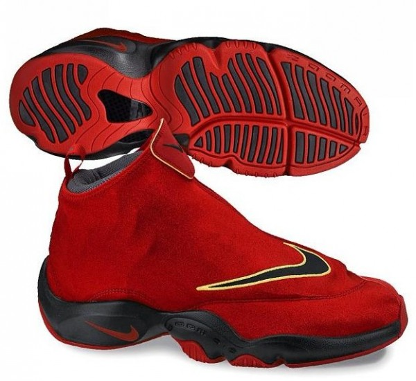 8dcfc43e0d7a Nike Zoom Flight The Glove - Miami Heat