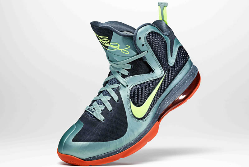 the best attitude 3b277 21e9a Nike LeBron 9 Cannon 469764-004