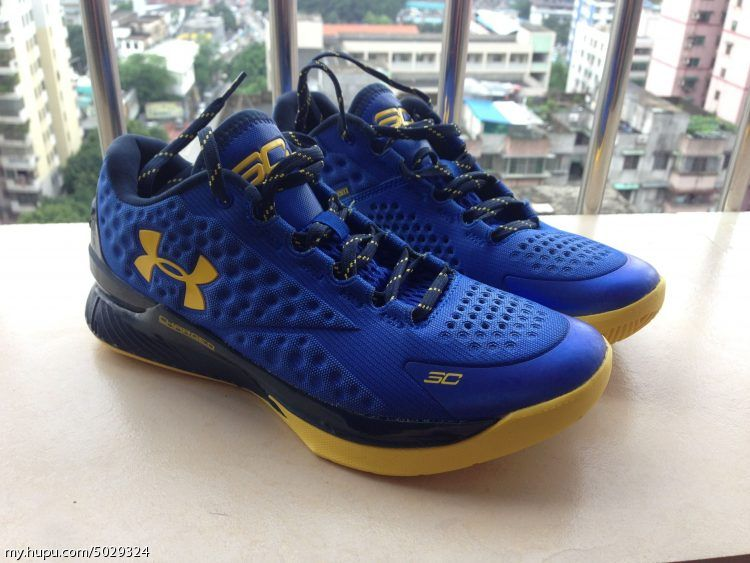 78324ae51470 The Under Armour Curry One Low Is Fit For An MVP