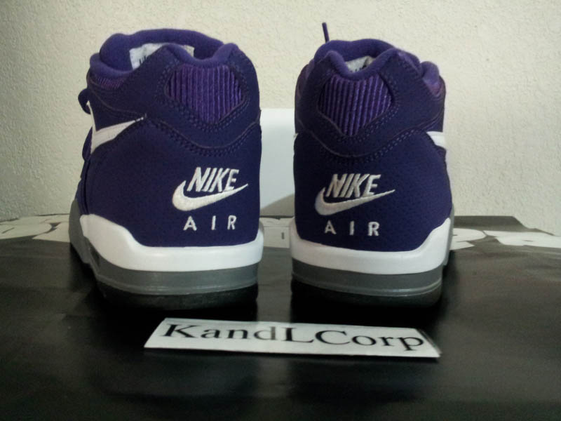 Nike Air Flight 89 HoH House of Hoops Club Purple White Cool Grey Black 513795-510 (3)
