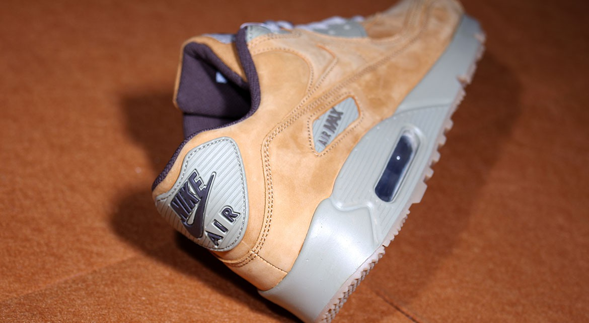 c456861a4513d8 Nike Air Max 90s Go  Wheat  for Winter