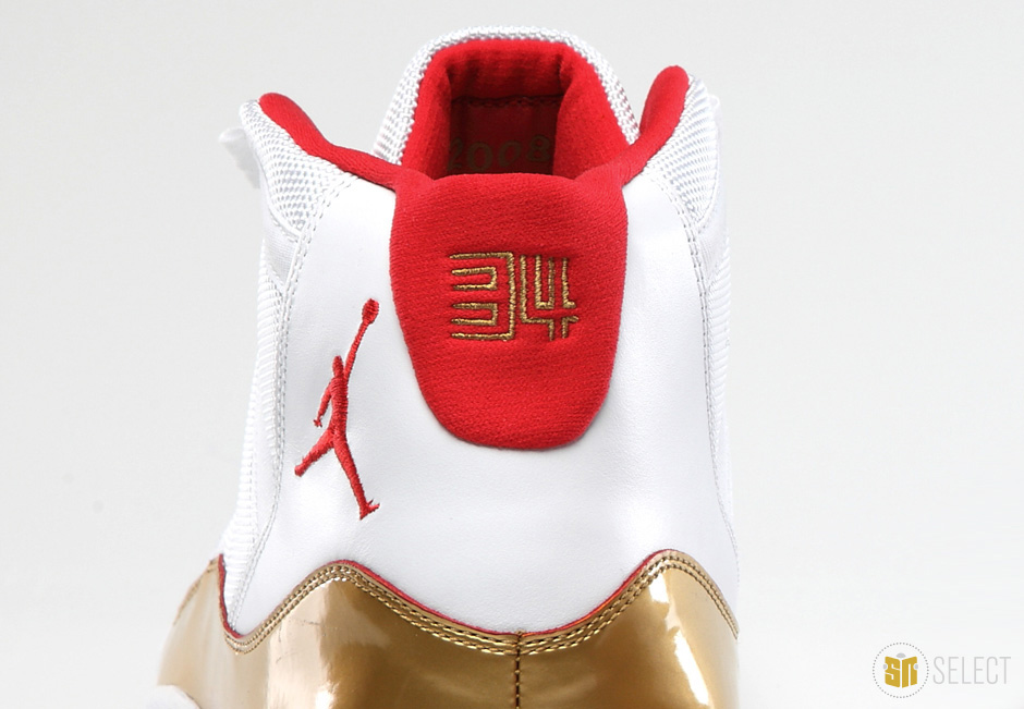 Ray Allen Air Jordan 11 XI Two Rings Championship PE // Official Photos (8)
